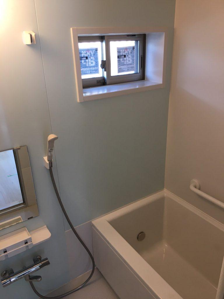 松戸パルク稔台:大きめな浴室